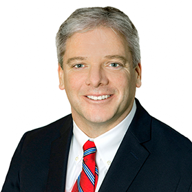 Headshot of Jeff Line, Chief Operating Officer of Clark Insurance