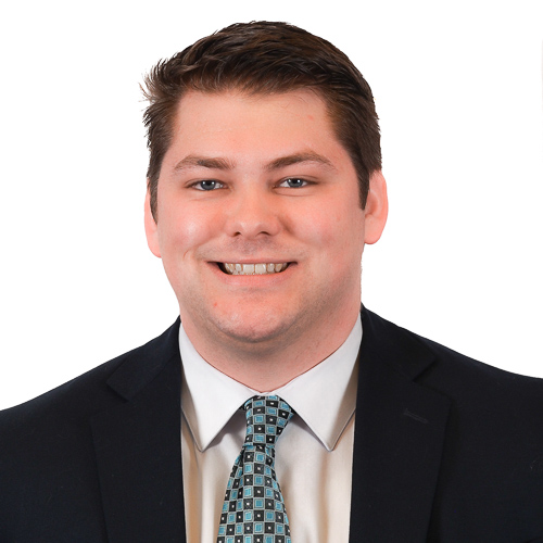 A photo of Clark Insurance staff member Zac Henry